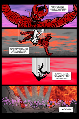 Villain Origins Sonnellion Page 3