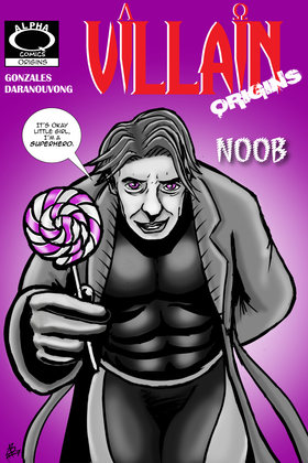 Villain Origins Noob Cover