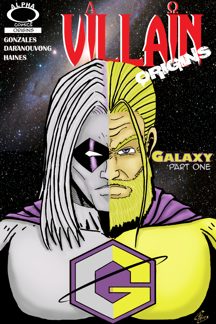 Villain Origins Galaxy Cover