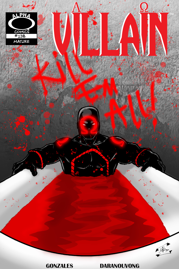 Issue 13 Cover B