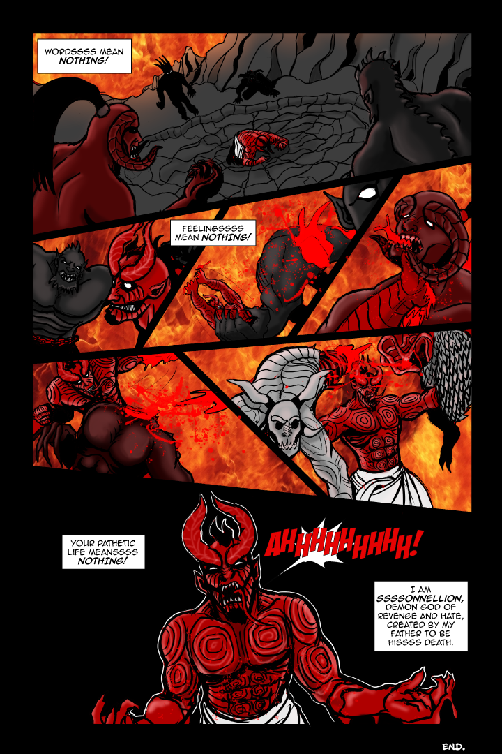 Villain Origins Sonnellion Page 4