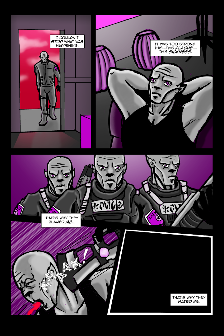 Villain Origins Noob Page 3