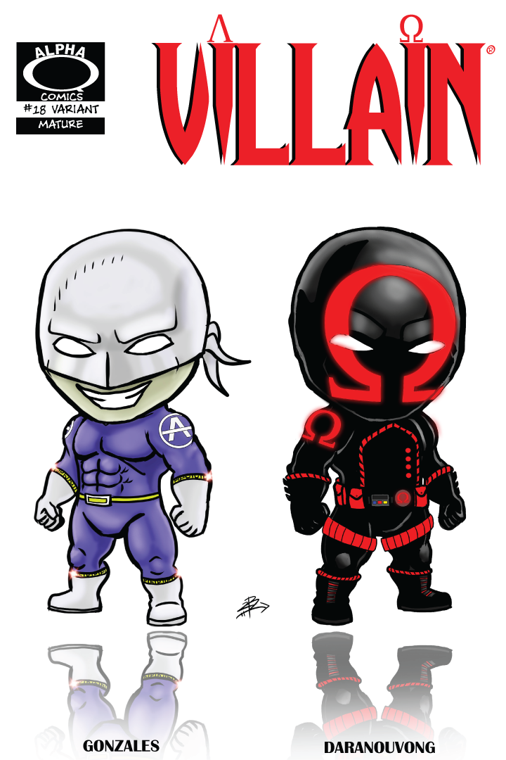 Issue 18 Variant 2B