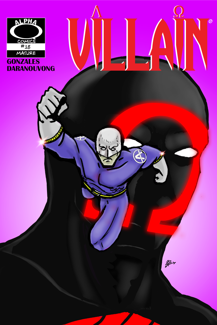 Issue 18 Cover