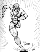 Velocity Convention Sketch