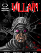 Villain Variant Cover by Paul Yerro